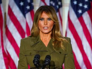 'There Are Consequences': Melania Trump Goes After Journalist On Twitter